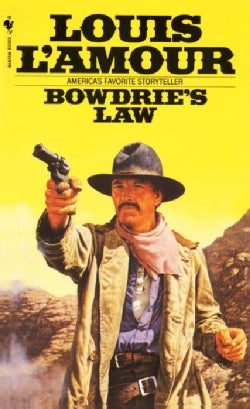 Bowdrie's Law (Paperback)