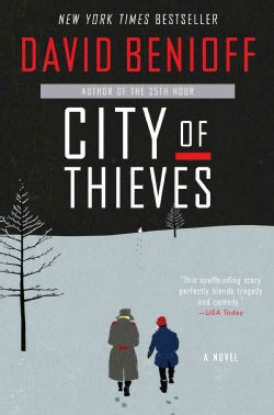 City of Thieves: A Novel (Paperback)