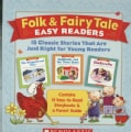 Folk & Fairy Tale Easy Readers: 15 Classic Stories That Are Just Right for Young Readers (Paperback)