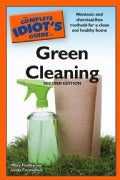 The Complete Idiot's Guide to Green Cleaning (Paperback)
