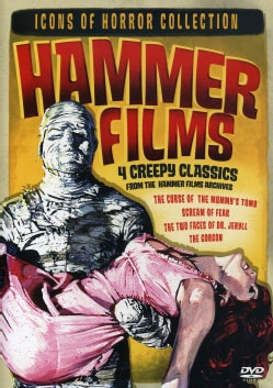Icons of Horror: Hammer Films Double Feature (DVD)