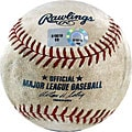 Rockies at Dodgers Game-used Baseball 8/17/2007