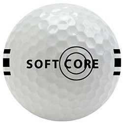 Durable Softcore Range Golf Balls (Pack of 300)