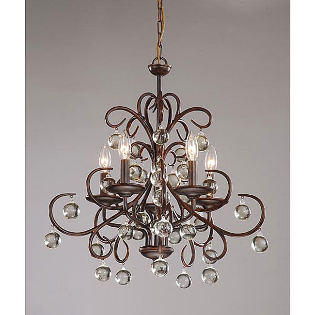Ideal This chandelier would definitely help tie in the rustic elements of the Stikwood the painted dining table and chic roman shades