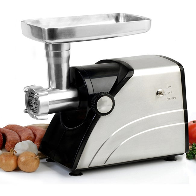 Electric 550-watt Aluminum Die-cast Meat Grinder at Sears.com