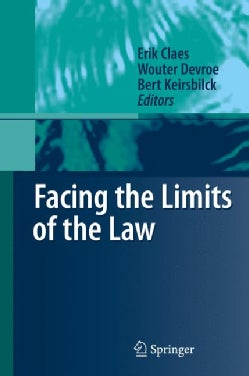 Facing the Limits of the Law (Hardcover)