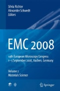 EMC 2008: Materials Science: 14th European Microscopy Congress 1-5 September 2008, Aachen, Germany (Hardcover)
