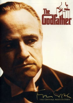 The Godfather: The Coppola Restoration Edition (DVD)