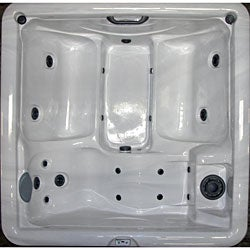 Home and Garden Spas 5-Person 19-Jet Hot Tub