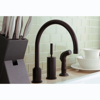 Concord Oil Rubbed Bronze Kitchen Faucet