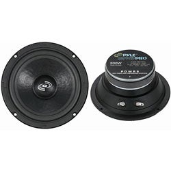 PylePro PDMR6 6.5-inch High-power Midrange Speakers