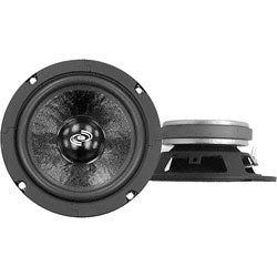 PylePro 5-inch High Performance Mid-Bass Woofer