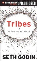 Tribes: We Need You to Lead Us (CD-Audio)