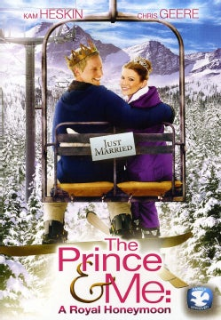 The Prince & Me: A Royal Honeymoon (DVD)