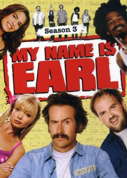 My Name Is Earl: Season 3 (DVD)