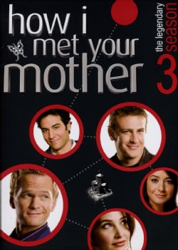 How I Met Your Mother: Season 3 (DVD)