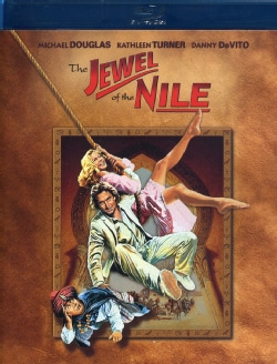 Jewel Of The Nile (Blu-ray Disc)