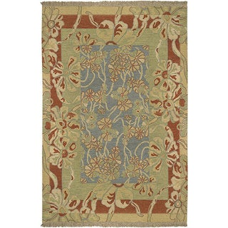 Hand-knotted Legacy Collection Wool Rug (6' x 9')