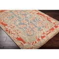 Hand-knotted Legacy Collection Wool Rug (8' x 10')