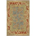 Hand-knotted Legacy Collection Wool Rug (9' x 12')
