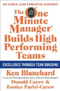 The One Minute Manager Builds High Performing Teams (Hardcover)