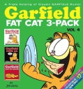 Garfield Fat Cat 4: Garfield Makes It Big / Garfield Rolls on / Garfield Out to Lunch (Paperback)