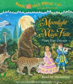 Moonlight on the Magic Flute (CD-Audio)