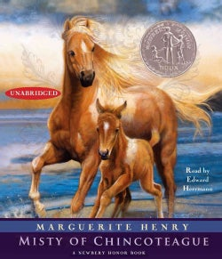 Misty of Chincoteague (CD-Audio)