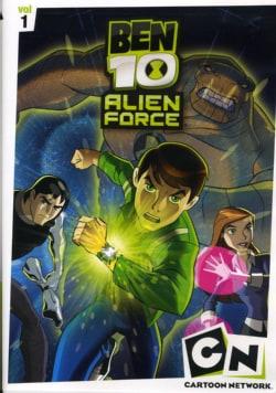 Ben 10 Alien Force: Vol 1 (DVD)