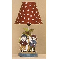 Cotton Tale Pirates Cove Decorator Lamp