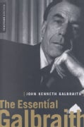 The Essential Galbraith (Paperback)