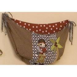 Cotton Tale Pirates Cove Baby Bedding Multicolored Hanging Toy Bag