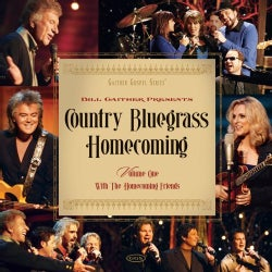 Bill & Gloria Gaither - Country Bluegrass Homecoming Vol. 1