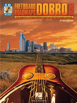 Fretboard Roadmaps-Dobro Guitar: The Essential Guitar Patterns That All the Pros Know and Use