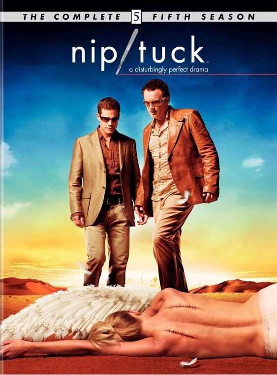 Nip/Tuck: Season Five Part One (DVD)