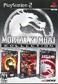 PS2 - Mortal Kombat: Kollection
