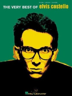 The Very Best of Elvis Costello: Piano, Vocal, Guitar (Paperback)