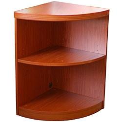 Mayline Aberdeen Quarter-round Bookcase