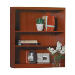 Mayline Aberdeen 3-shelf  Bookcase