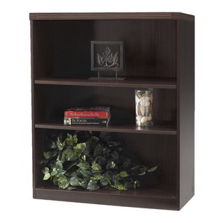 Mayline Aberdeen 3-shelf Laminate Bookcase
