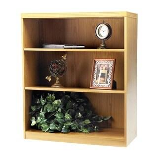 Mayline Aberdeen 3-shelf Laminate Bookcase