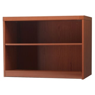 Mayline Aberdeen 2-shelf Bookcase