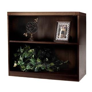 Mayline Aberdeen 2-shelf Bookcase
