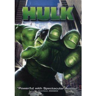 The Hulk (DVD)