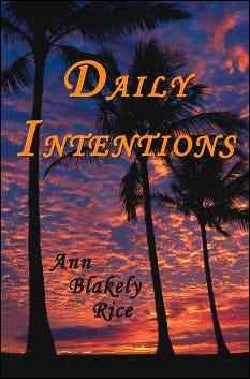 Daily Intentions (Paperback)