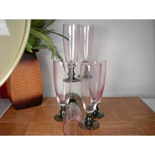 La Rochere Mouth-blown Glass Ice Cream Float Set