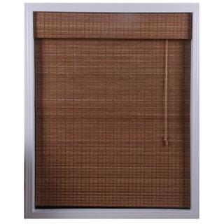 Ginger Bamboo Roman Shade 54