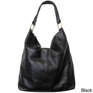 Amerileather Cynthia Genuine Leather Handbag
