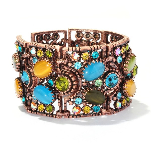 Sweet Romance Jellybean Jazz Retro Bracelet