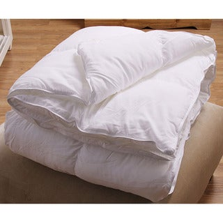 All-Season Luxurious Down Alternative Hypoallergenic Comforter